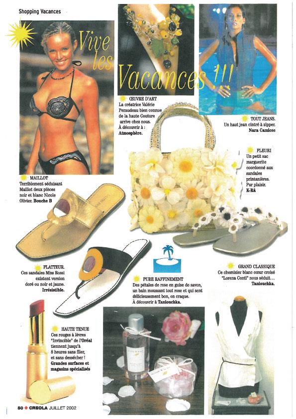 Article-magazine-CREOLA---M